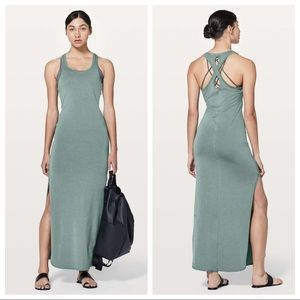 Lululemon Restore and Revitalize Maxi Dress